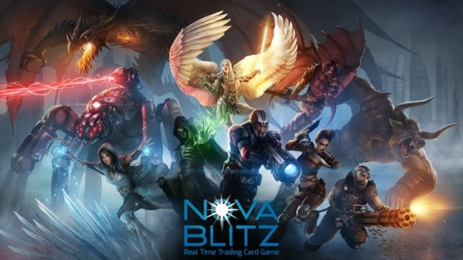 CryptoGamesがデジタルTCG「NOVABLITZ」の国外IP権利を譲渡