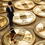 「仮想通貨」が10位にランクイン、ビットコイン価格急騰で見直し<注目テーマ>