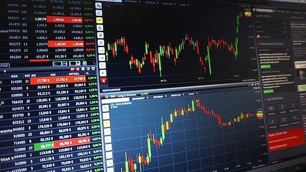仮想通貨 fxチャート