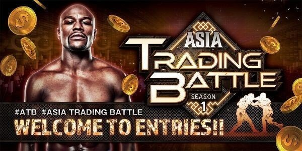 Asia Trading Battle